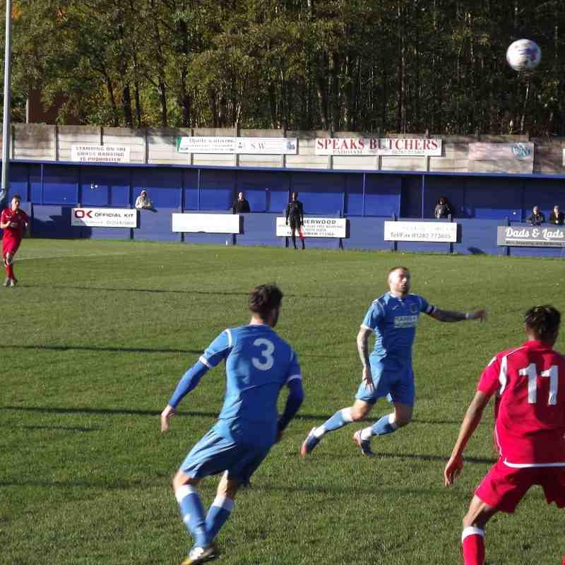 vs Padiham (A) NWCFL Prem Div (27/10/18