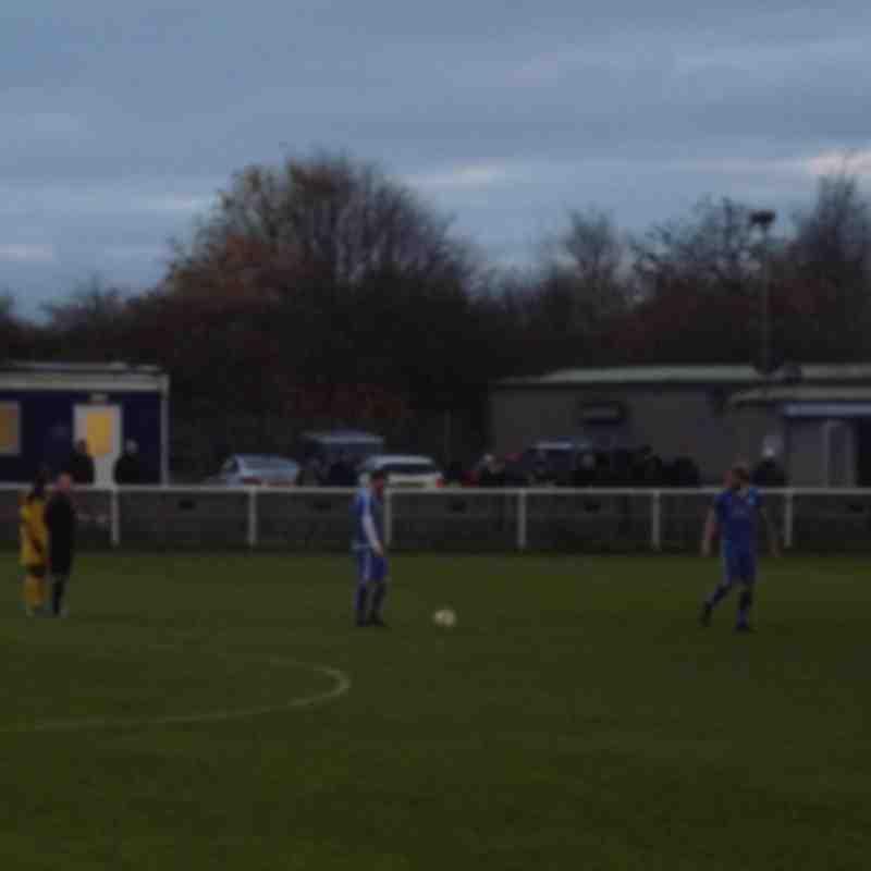 vs Winsford Utd (H) NWCFL Prem Div (10/11/18)