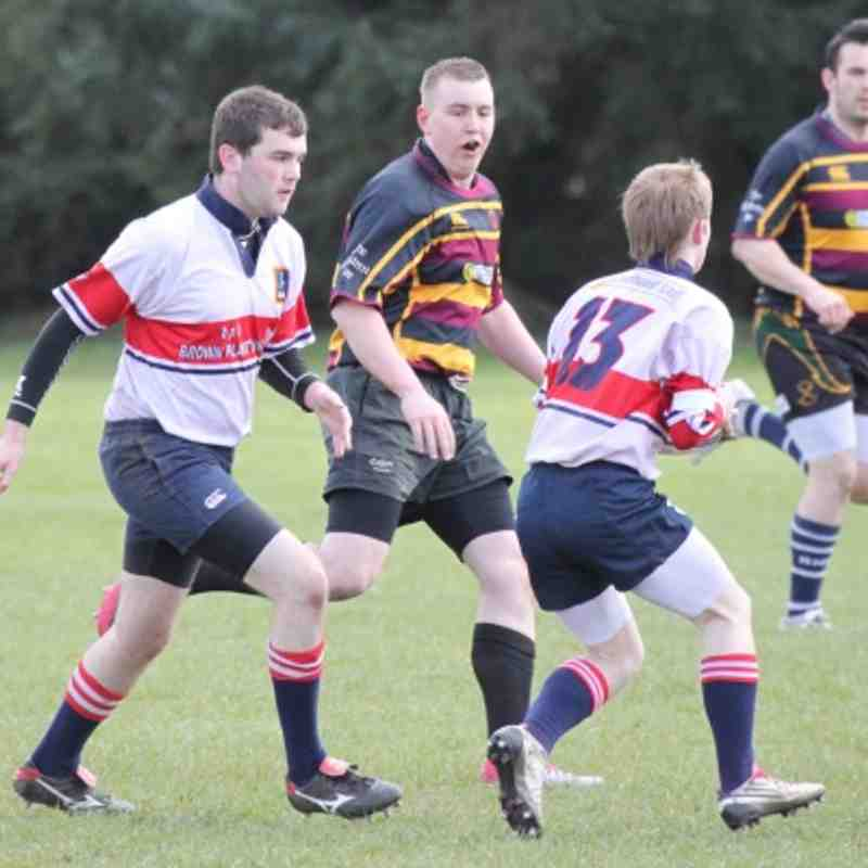 Polar Bears V Renfrew 2nd XV