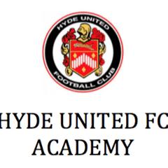 HYDE UNITED FC ACADEMY 2016-2017