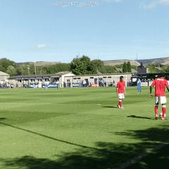 GLOSSOP NE 1 - 0 HYDE UNTED FC