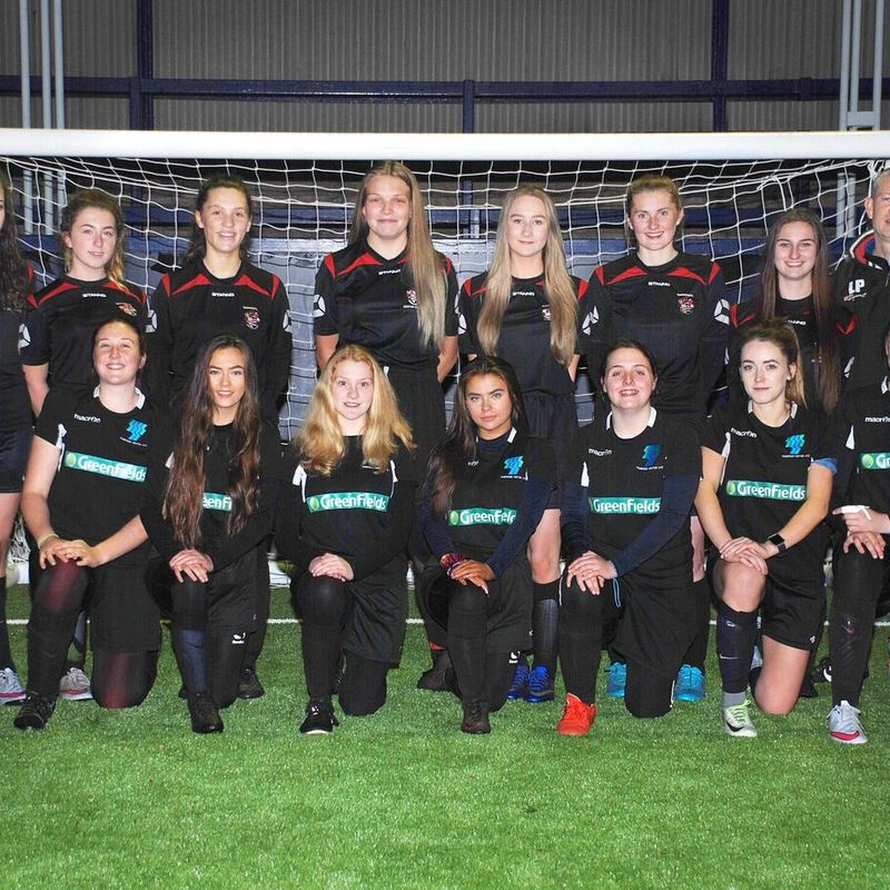 TAMESIDE UNITED LADIES FC