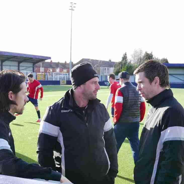 Mossley FC 1-2 Hyde United FC