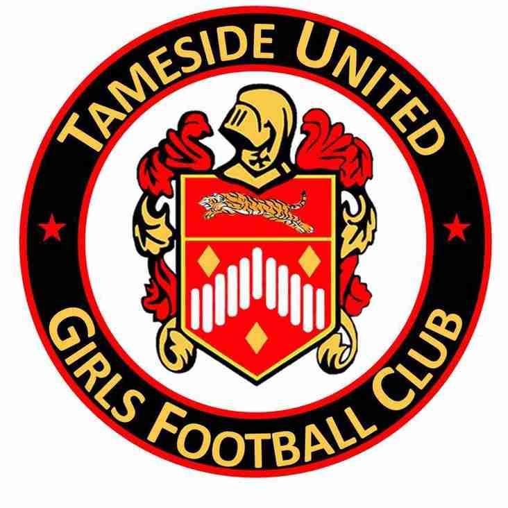 TAMESIDE UNITED Girls & Ladies FC