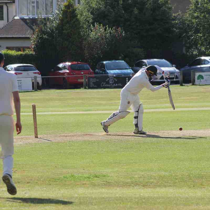 STCC £XI vs Lutterworth Cup Game