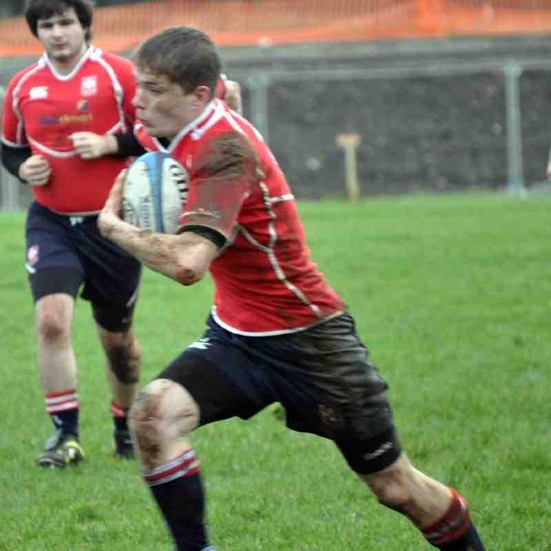 2011-2012 U18's vs Wigtonshire 29/1/11