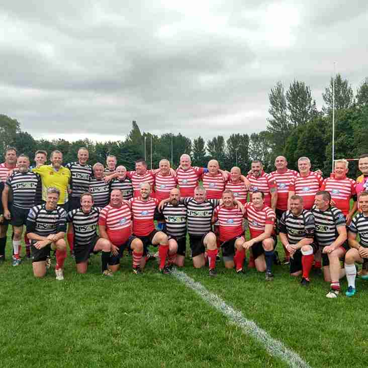 Champagne Rugby Returns to Bolton