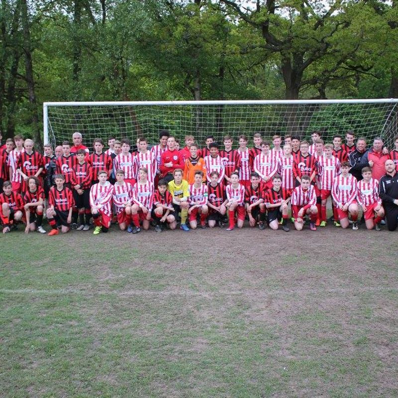 2017 Velden Cup - A Huge Success