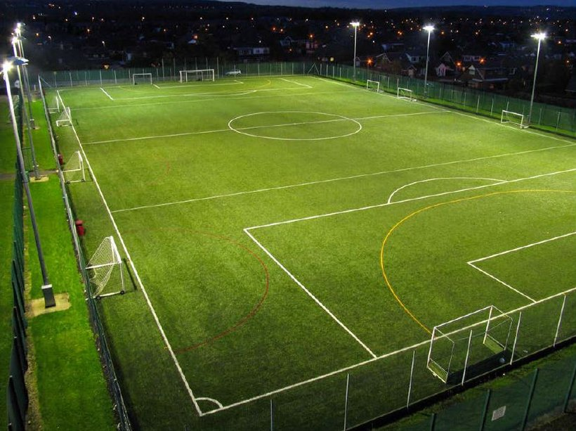 Tomlinscote School 3g Football Pitch News Camberley