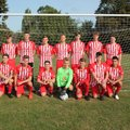 Woodley United Hurricanes vs. Camberley Town Youth Raiders