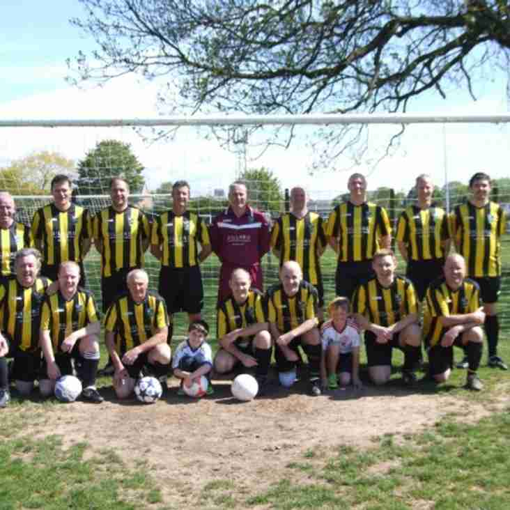 CILYCOED CELTS V UNDY ARTHRITIC CUP FINAL DATE 08.05.16