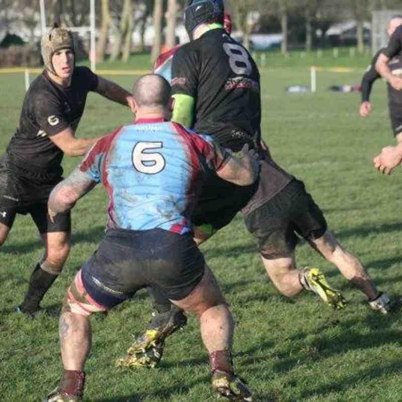 1st XV v Clacton - 24th January 2015