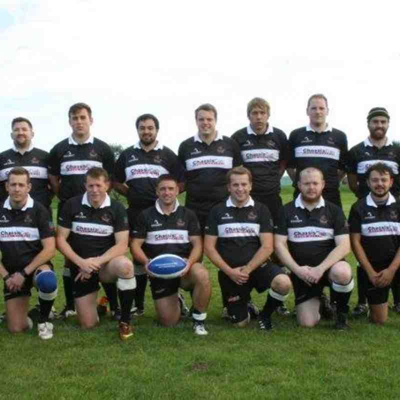 1st XV v Felixstowe - 26th September 2015