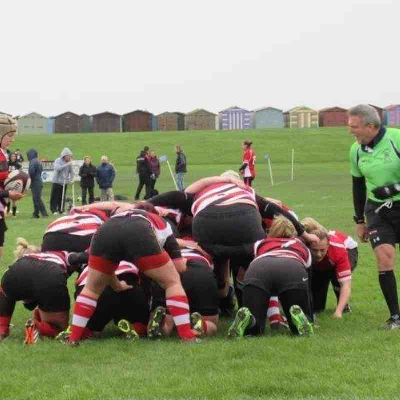 Harwich & Dovercourt Owls v Stanford Le Hope Ladies - 29th November 2015