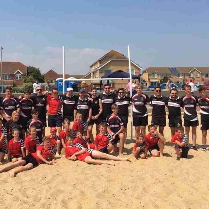Clacton Beach Rugby 2018
