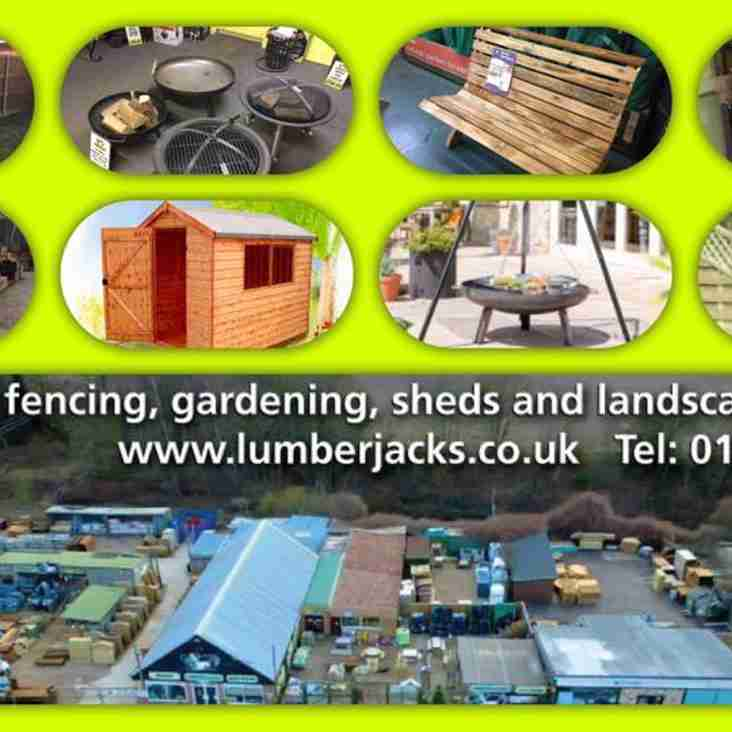 Lumberjacks Sponsor U7s
