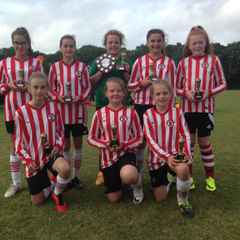 SAINTS U12s END THE SEASON IN STYLE WITH YET ANOTHER TOURNAMENT WIN