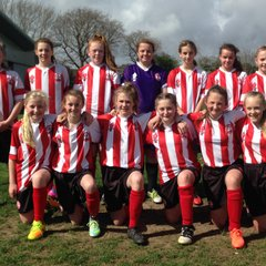 Saints U13s Beat Pompey 6-0