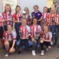 U15s beat Romsey Town Youth U15 Girls 3 - 2