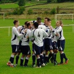 Away v's Matlock Sports 24/08/2013