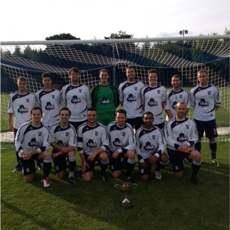 First Team lose to Wirksworth Town 1 - 2