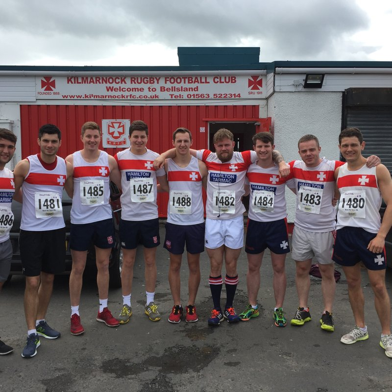 KRFC team wins Roon the Toon 10k team event for 2nd year running