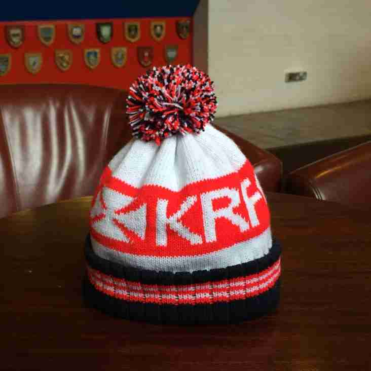 COMING SOON: KRFC Bobble hat for sale