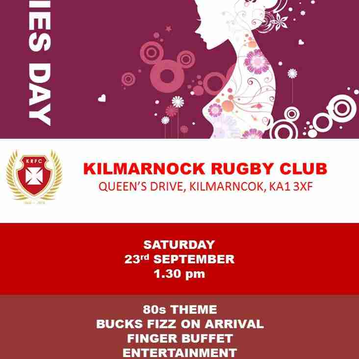 KRFC Ladies Day - 18th Sept