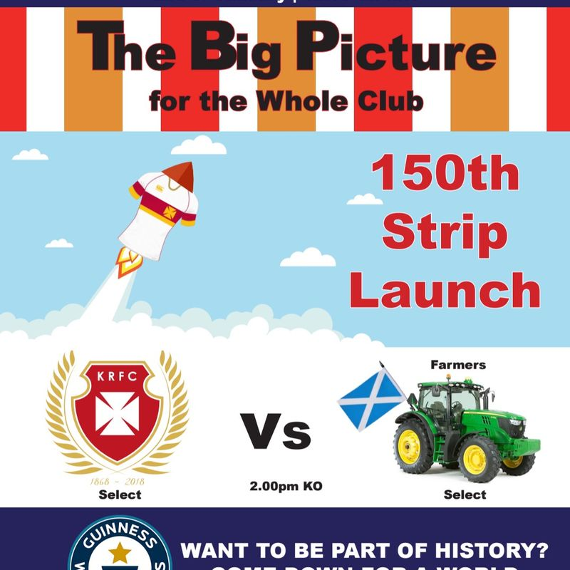 Welcome the New Year with KRFC The Big Picture 2nd January #krfc150