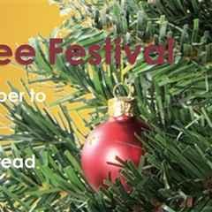 Ashtead CC is decorating a tree