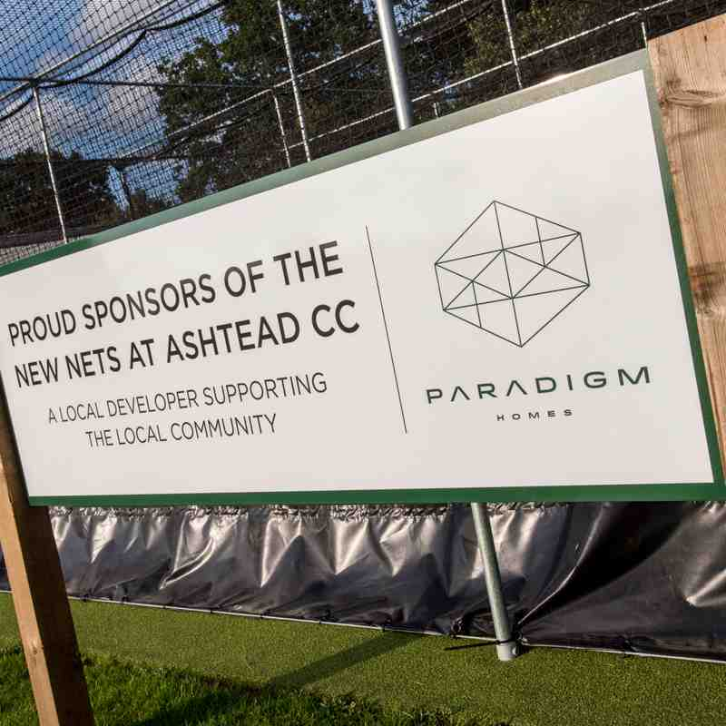 Paradigm sponsor our nets