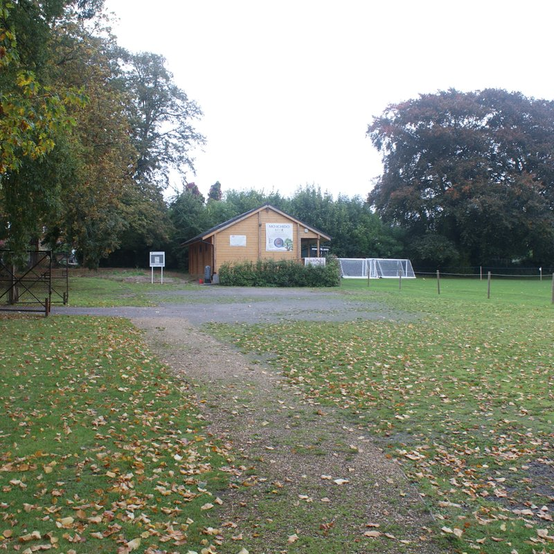 Parsons Mead Pavilion - available for hire