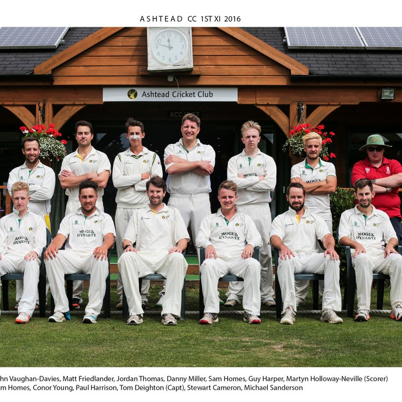 1st XI Team Photos