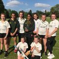 Ashtead CC - Girls U14 496/0 - 478/0 Dulwich CC - Girls Under 14