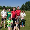 Ashtead CC - Girls Under 11 vs. Oxted and Limpsfield CC - Girls Under 11