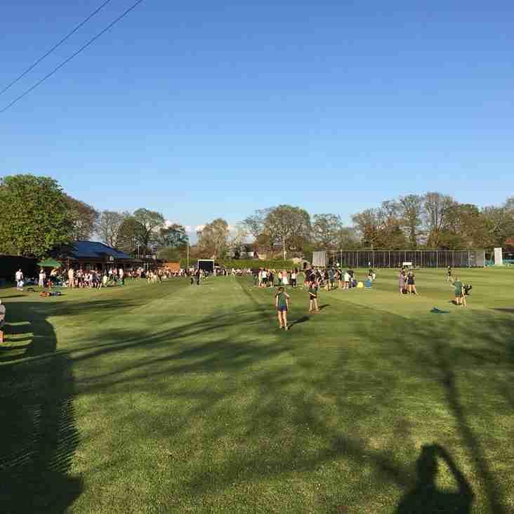 Open Evening at Ashtead Cricket Club – Friday 29th June