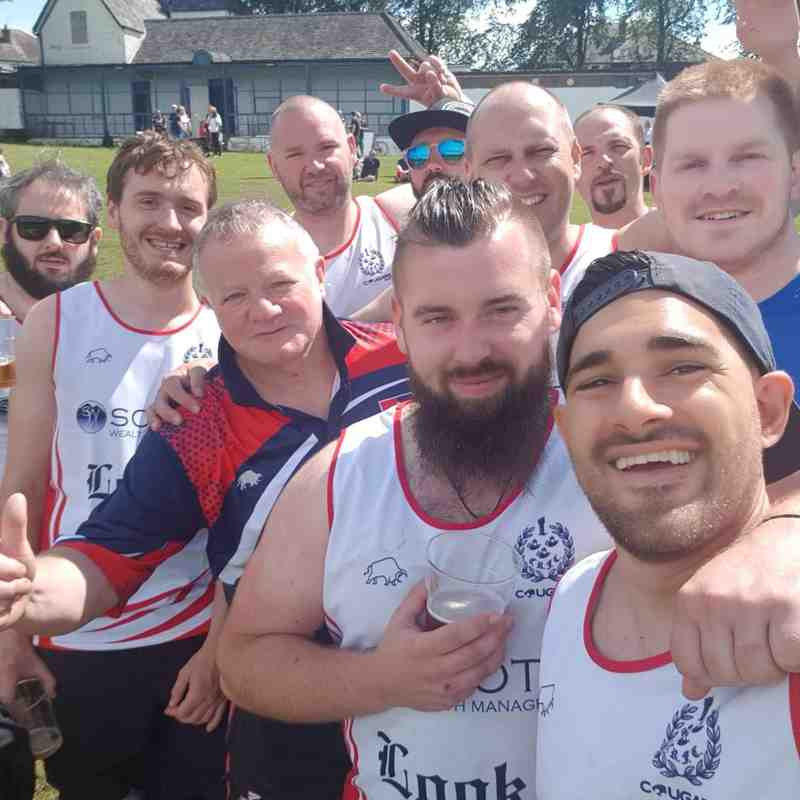 Billy Wood Touch Tournament - 2018