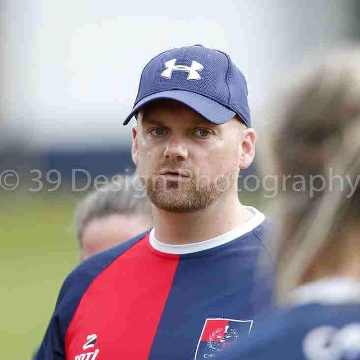 Meet Women's Coach Eric Jones