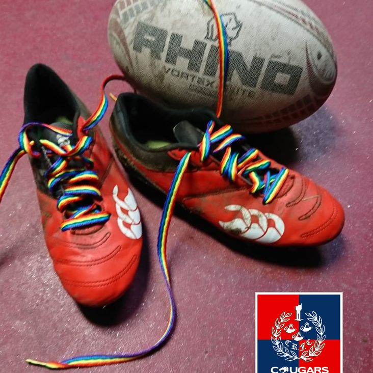 We&#039;re supporting the Stonewall Rainbow Laces Campaign<
