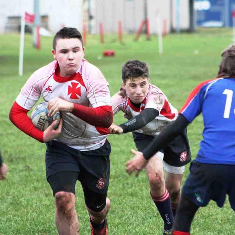 Kilmarnock U15s v Wigtonshire U15s