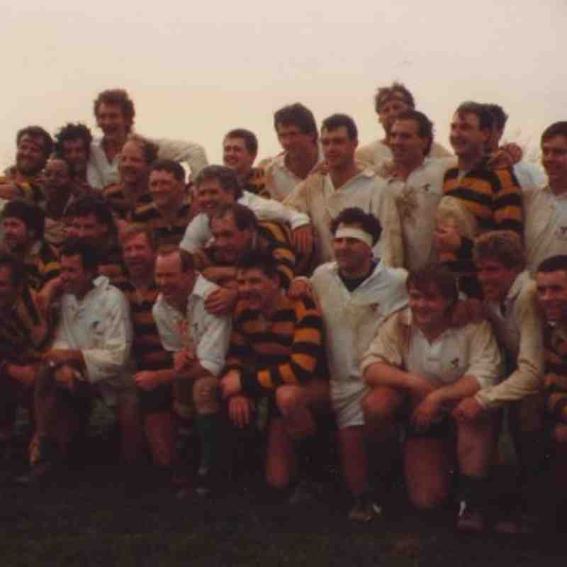 HHI vs Douglas RFC, Isle of Mann, 1991