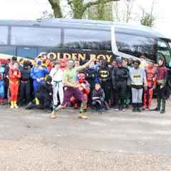 U14's Tour vs Wymondham 23-0402016
