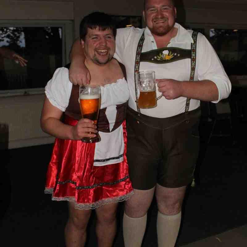 EIRFC Oktoberfest 08-10-2016