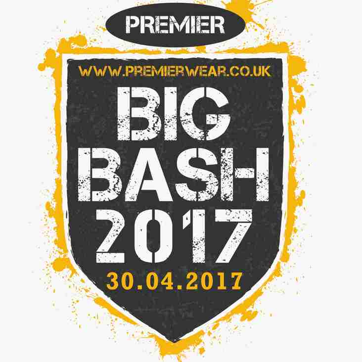 The premierwear.co.uk Big Bash Launch