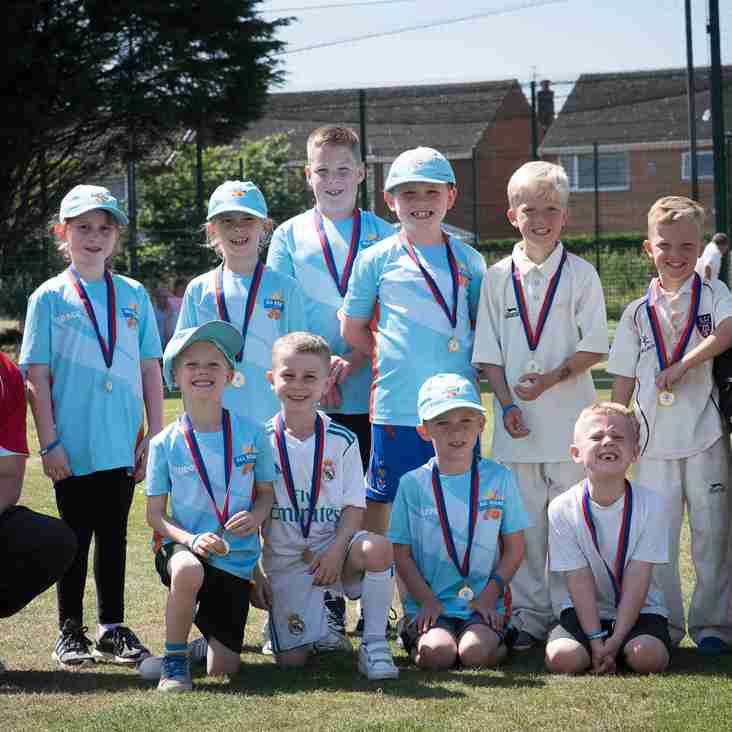 Churchtown Under 9s shine at Ainsdale Cricket Tournament