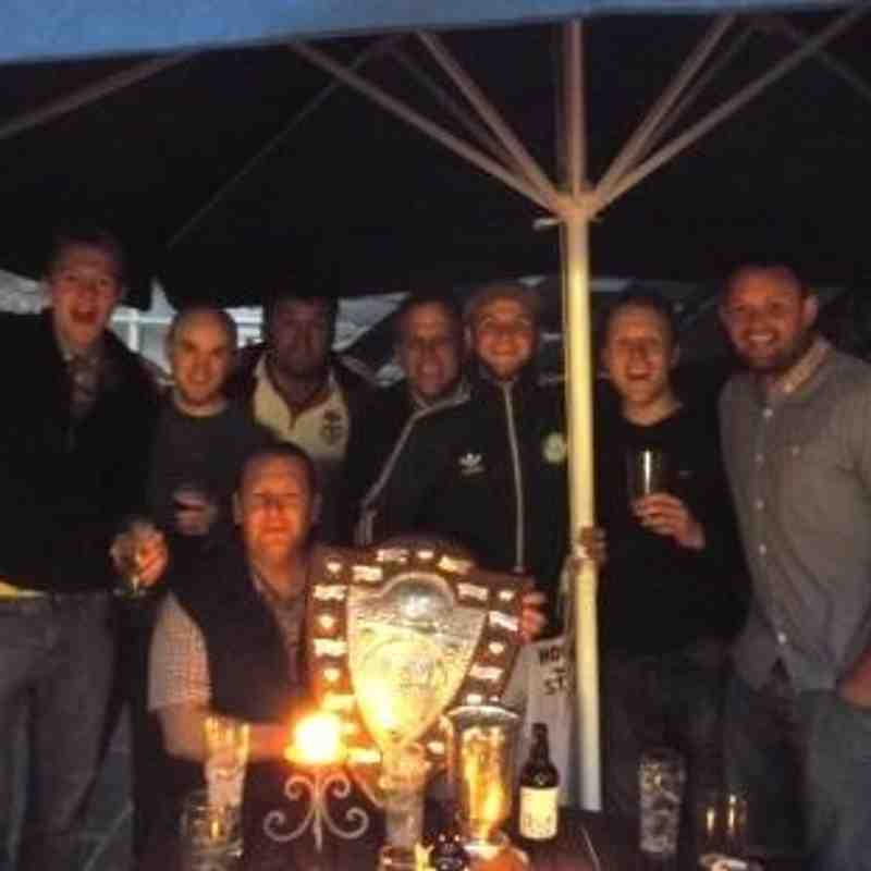 League Winners 2014/15