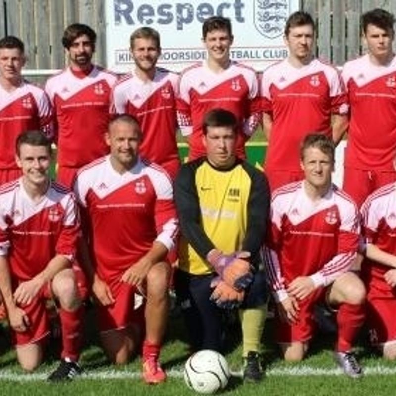 Moorsiders Loose To Lowly Cliffe