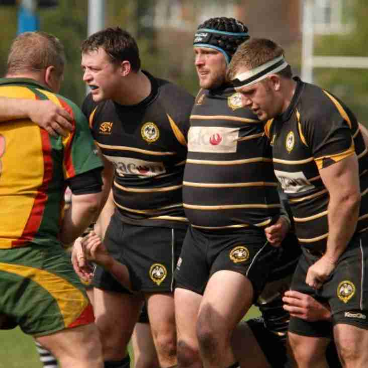 Marlow  1st XV in Play Off