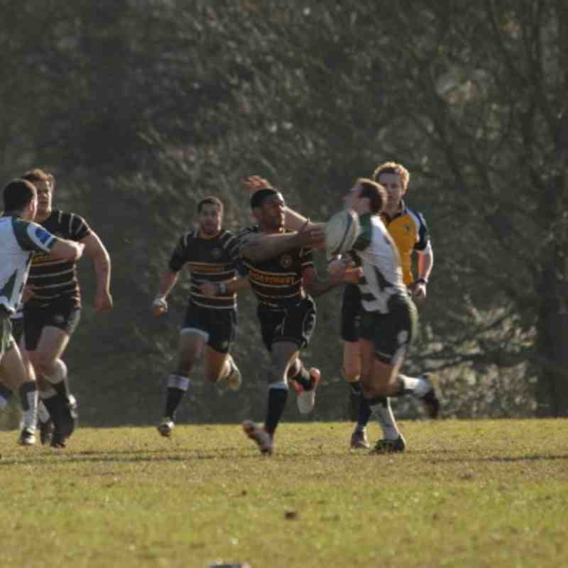 Marlow 1st XV v Reading 2011 03 18