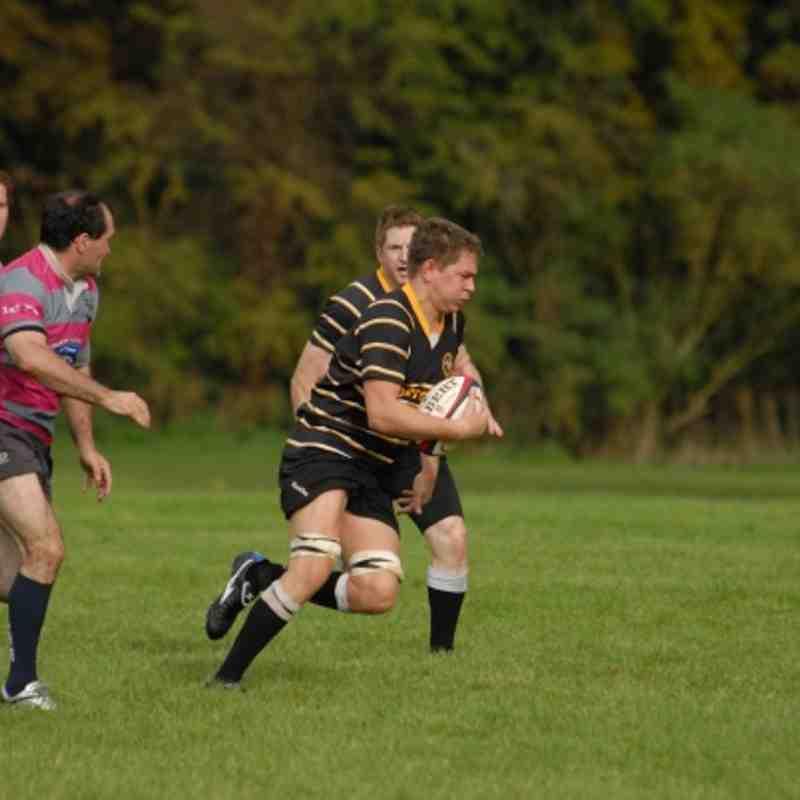 Marlow 1st XV v Olney 2011 09 10